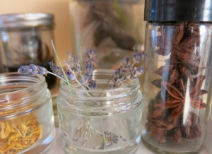 botanicals for soap