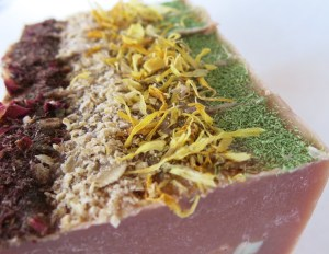 botanical house party soap