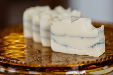 rosemary mint soap blue vervain botanicals