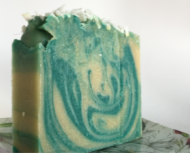 lemongrass coconut soap